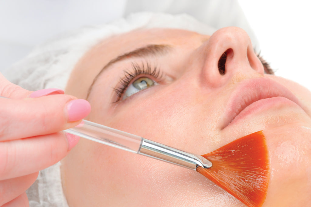 3 x Express Lactic Peel Treatment Vouchers including Express Microdermabrasion (Value $390)