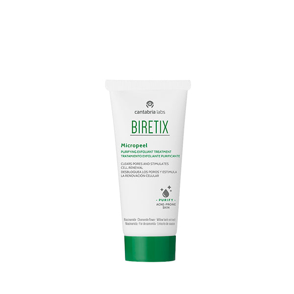 Biretix Micropeel Purifying exfoliating treatment