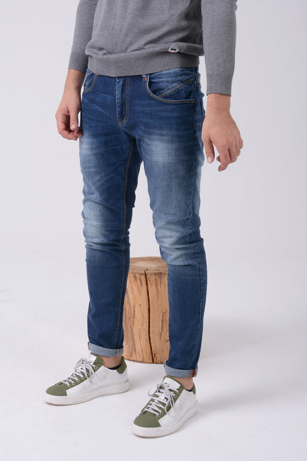 Pantalón Denim Claudio