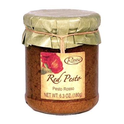 Red Pesto with Sundried Tomatoes & Basil by Ranise