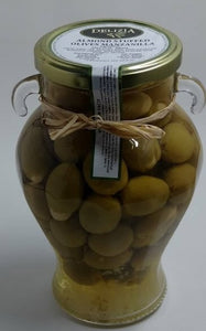 Almond Stuffed Olives Manzanilla