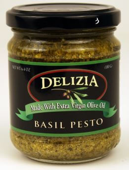 Basil Pesto Veronica Foods