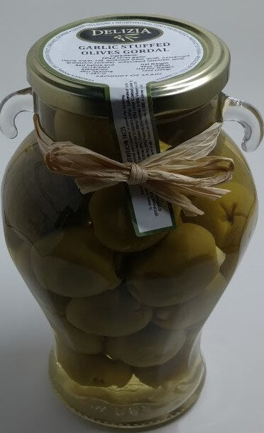 Garlic Stuffed Gordal Olives