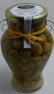 Lemon Stuffed Olives Manzanilla