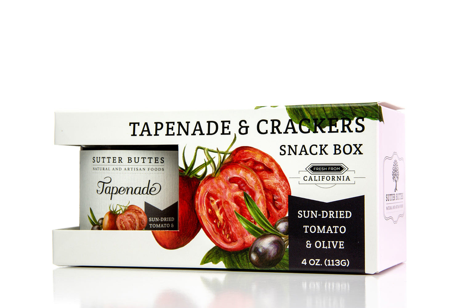 Sun-Dried Tomato Snack Box