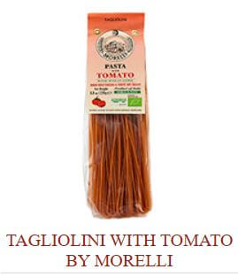 Tagliolini with Tomato by Morelli