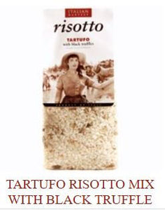 Tartufo Risotto Mix with Black Truffle