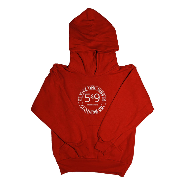"""519"" HOODIE (YOUTH)"