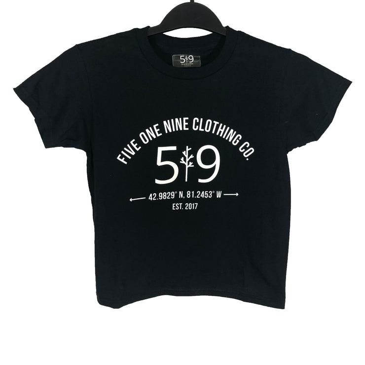 """HEART OF THE 519"" TEE (YOUTH)"
