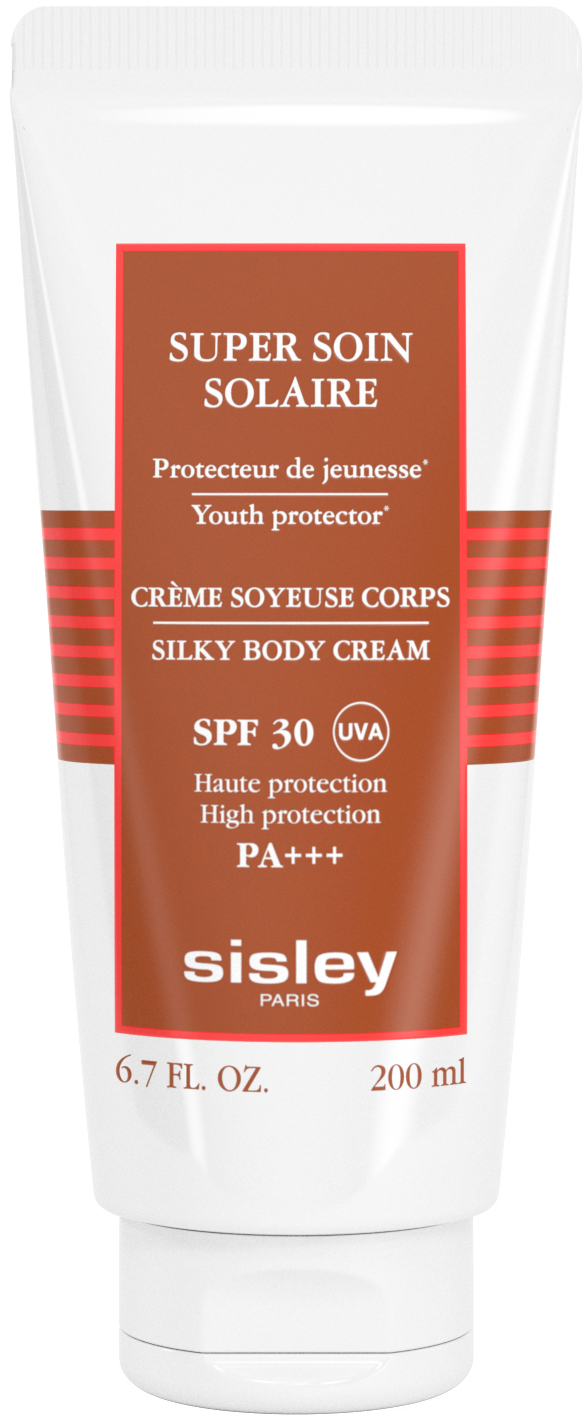 Super Soin Solaire Silky Body Cream SPF30