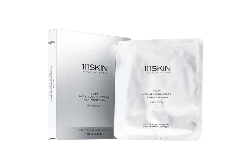 Y Lift and Decolletage Treatment Mask