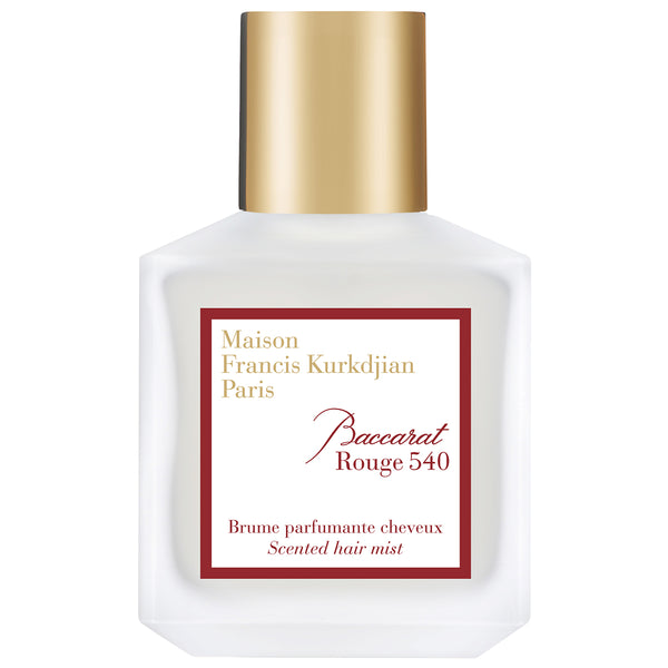Baccarat Rouge Scented Hair Mist