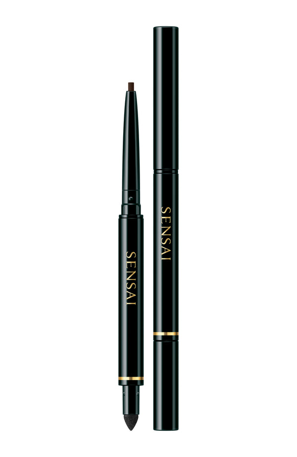 Lasting Eyeliner Pencil 02 Deep Brown