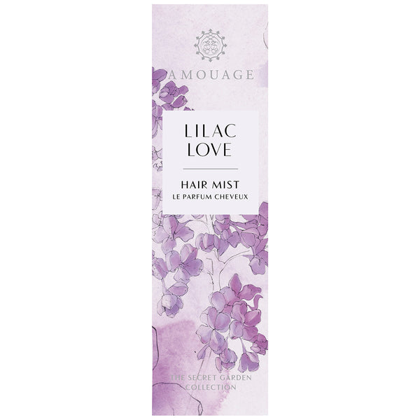 Woman Lilac Love Hair Mist
