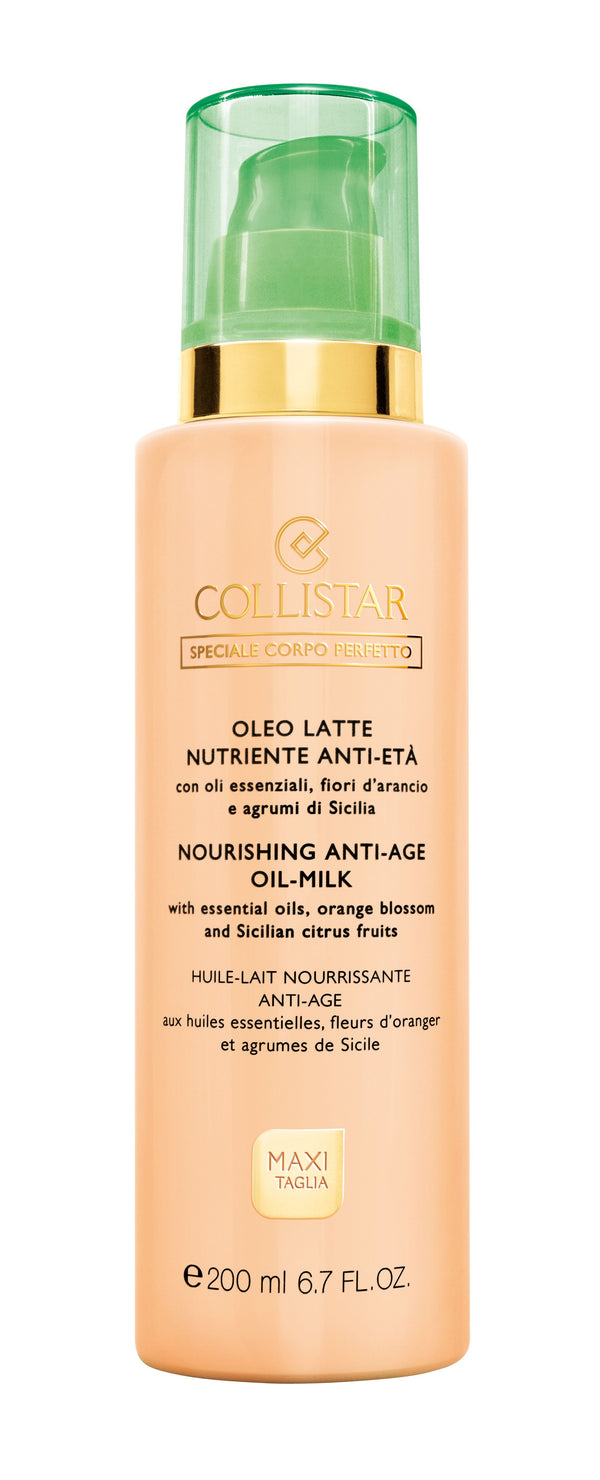 Body Nourishing Anti-Age Oil-Milk
