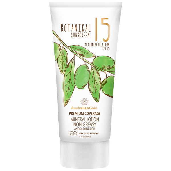 Botanical Mineral Lotion LSF 15