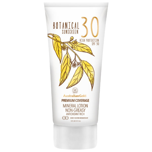 Botanical Mineral Lotion LSF 30