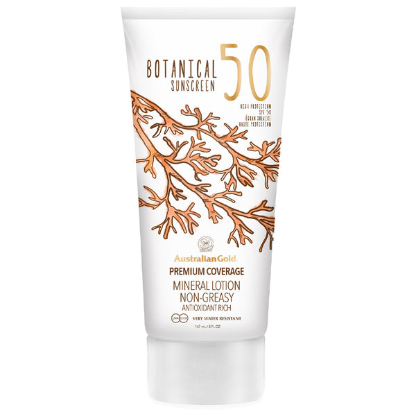 Botanical Mineral Lotion LSF 50