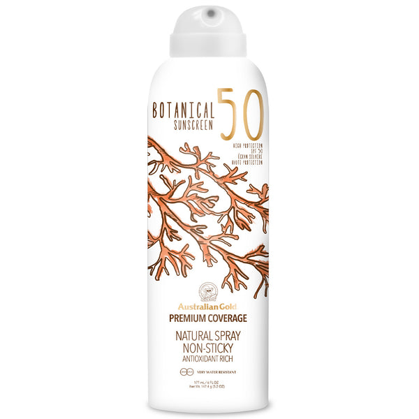 Botanical Natural Spray LSF 50