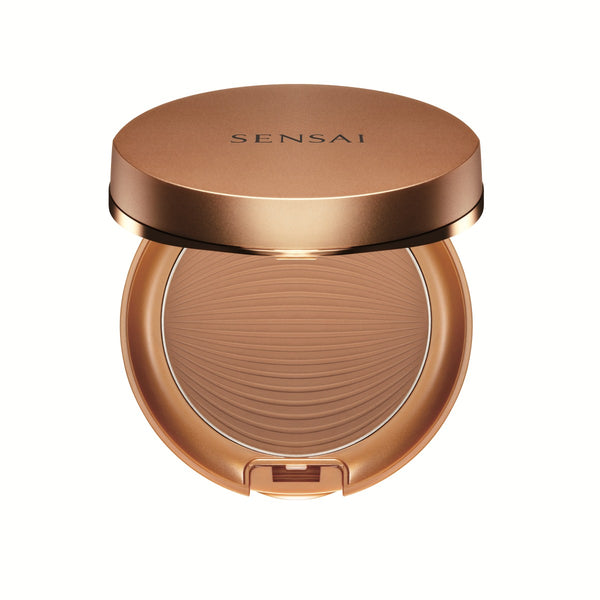 Silky Bronze Natural Veil Compact Natural SC 02 SPF20
