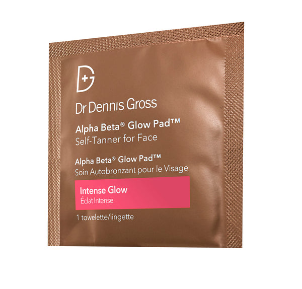 Alpha Beta Intense Glow Pads Face 20 Anwendungen