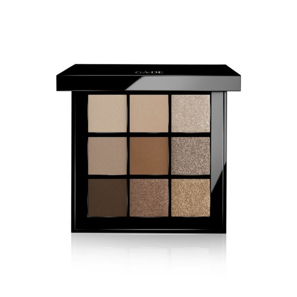 Velveteen Eyeshadow Palette 47 Nude in the City