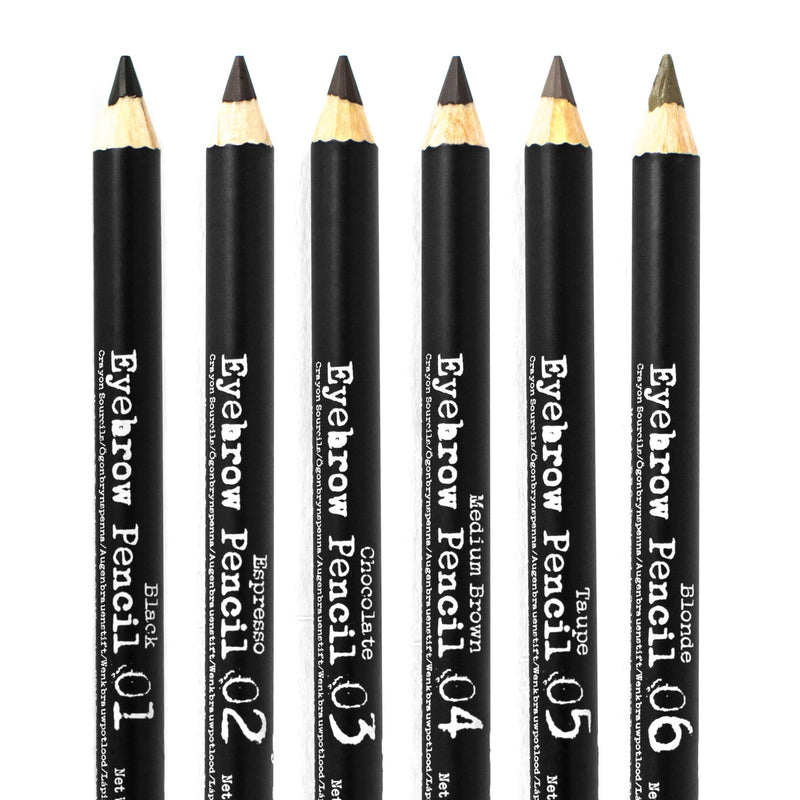 Eyebrow Pencil 01 Black