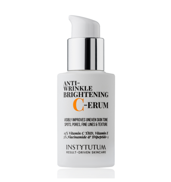 Anti- Wrinkle Brightening C-Serum