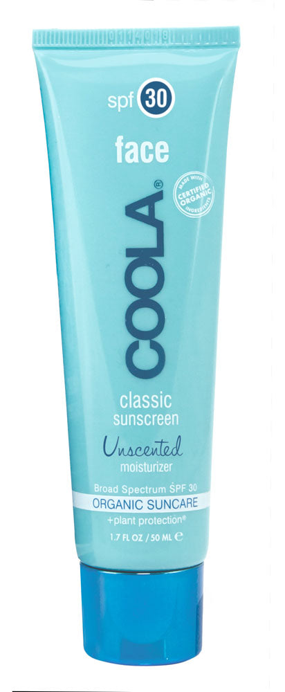 Face Moisturizer SPF 30 Unscented