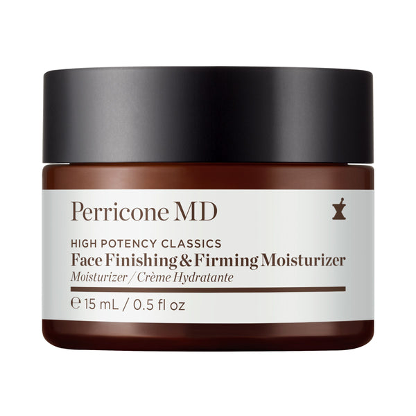 High Potency Face Finishing & Firming Moisturizer