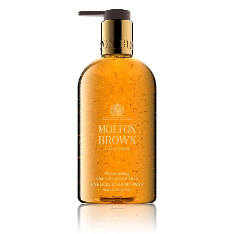 Mesmerizing Oudh Accord & Gold Fine Liquid Hand Wash