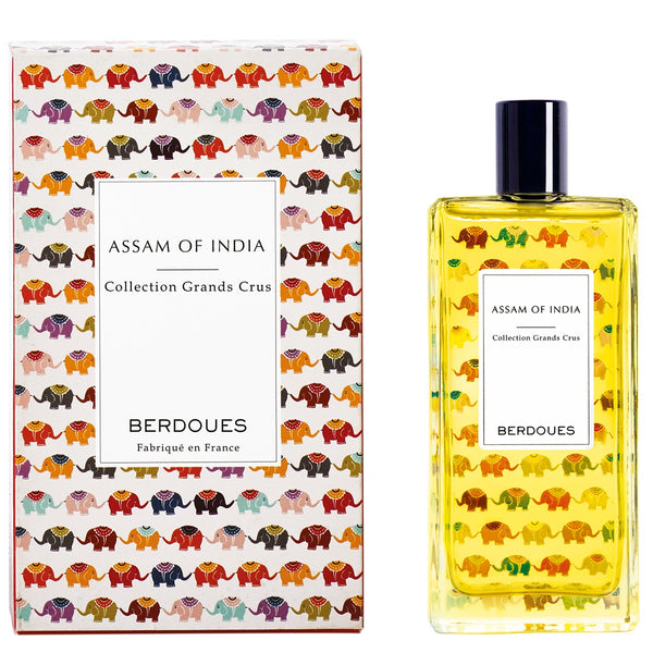 Colognes Grands Crus Assam of India EdC