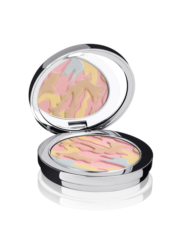Instaglam Multi-Coloured Soft Focus Compact Powder