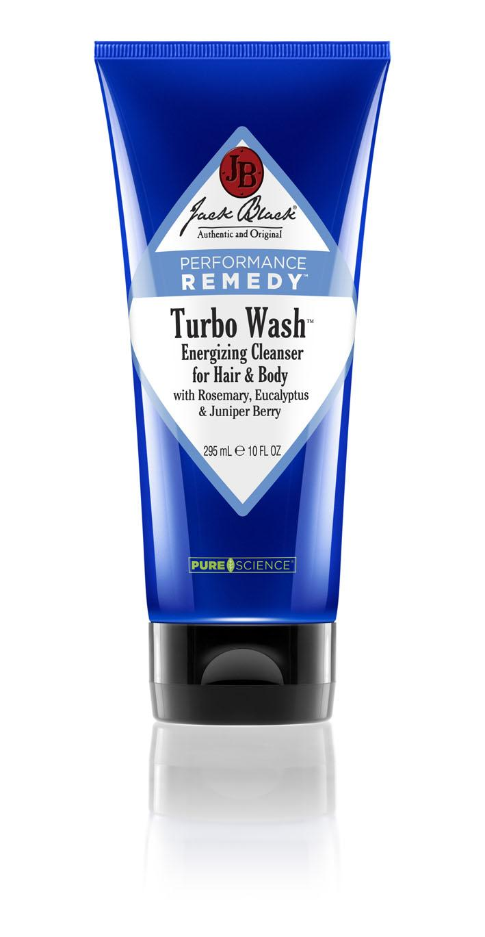 Body Turbo Wash Energizing Cleanser Hair&Body