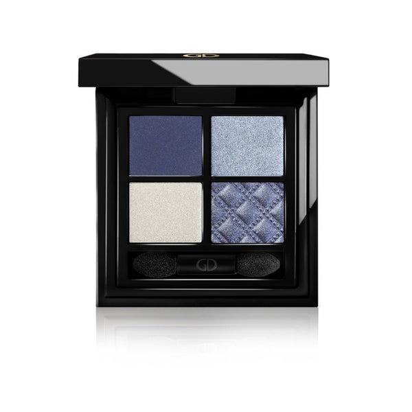 Idyllic Soft Satin Eyeshadow Palette 39 Denim Blue