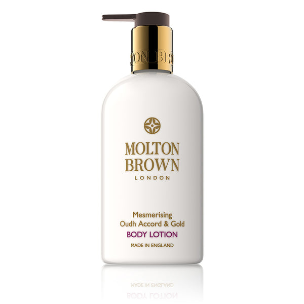 Mesmerizing Oudh Accord & Gold Body Lotion