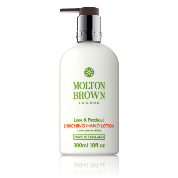 Lime & Patchouli Enriching Hand Lotion