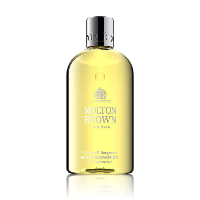 Orange & Bergamot Bath & Shower Gel