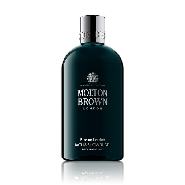 Russian Leather Bath & Shower Gel