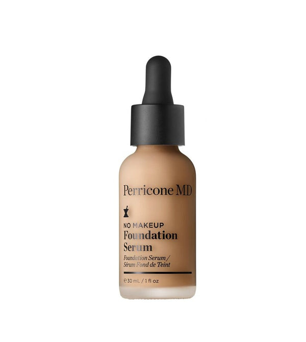 No Make Up Foundation Serum Buff