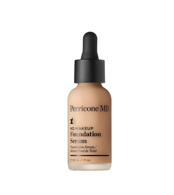 No Make Up Foundation Serum Ivory