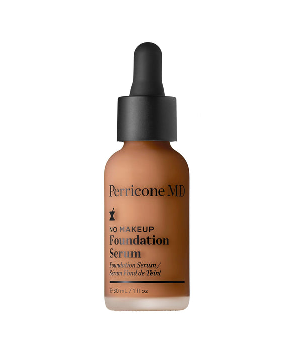 No Make Up Foundation Serum Rich