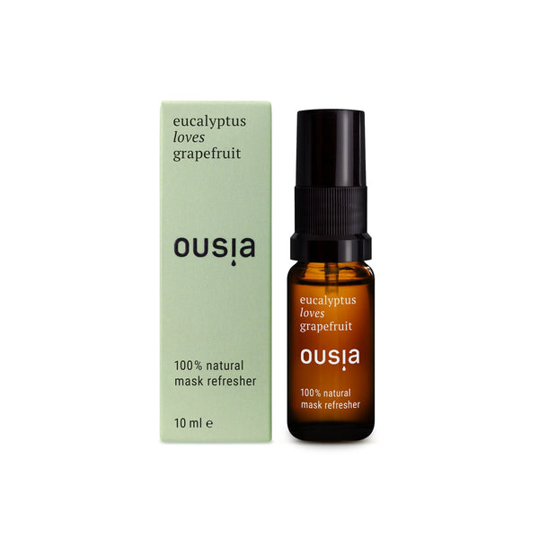 Mask Refresher Eukalyptus loves Grapefruit