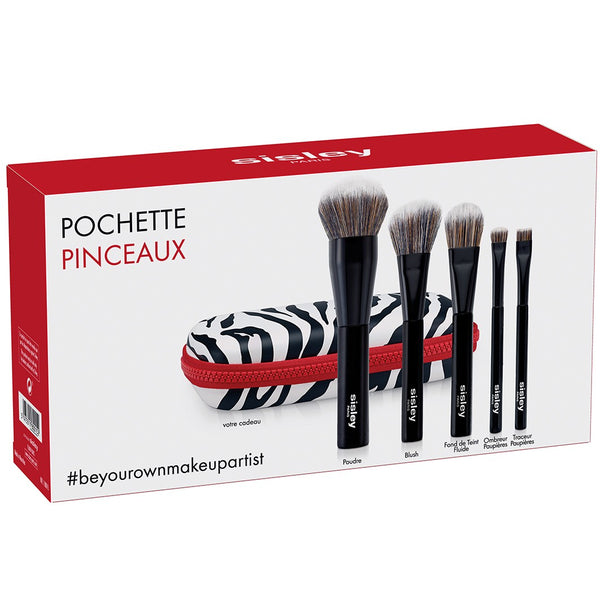 Pinceaux Make Up Brush Kit 5 Stück