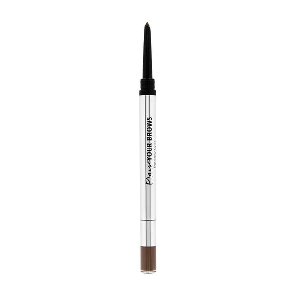 Duo Eyebrow Styler Praise Your Brows Dark Brown