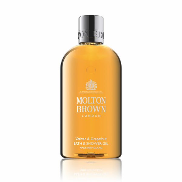 Vetiver & Grapefruit Bath & Shower Gel