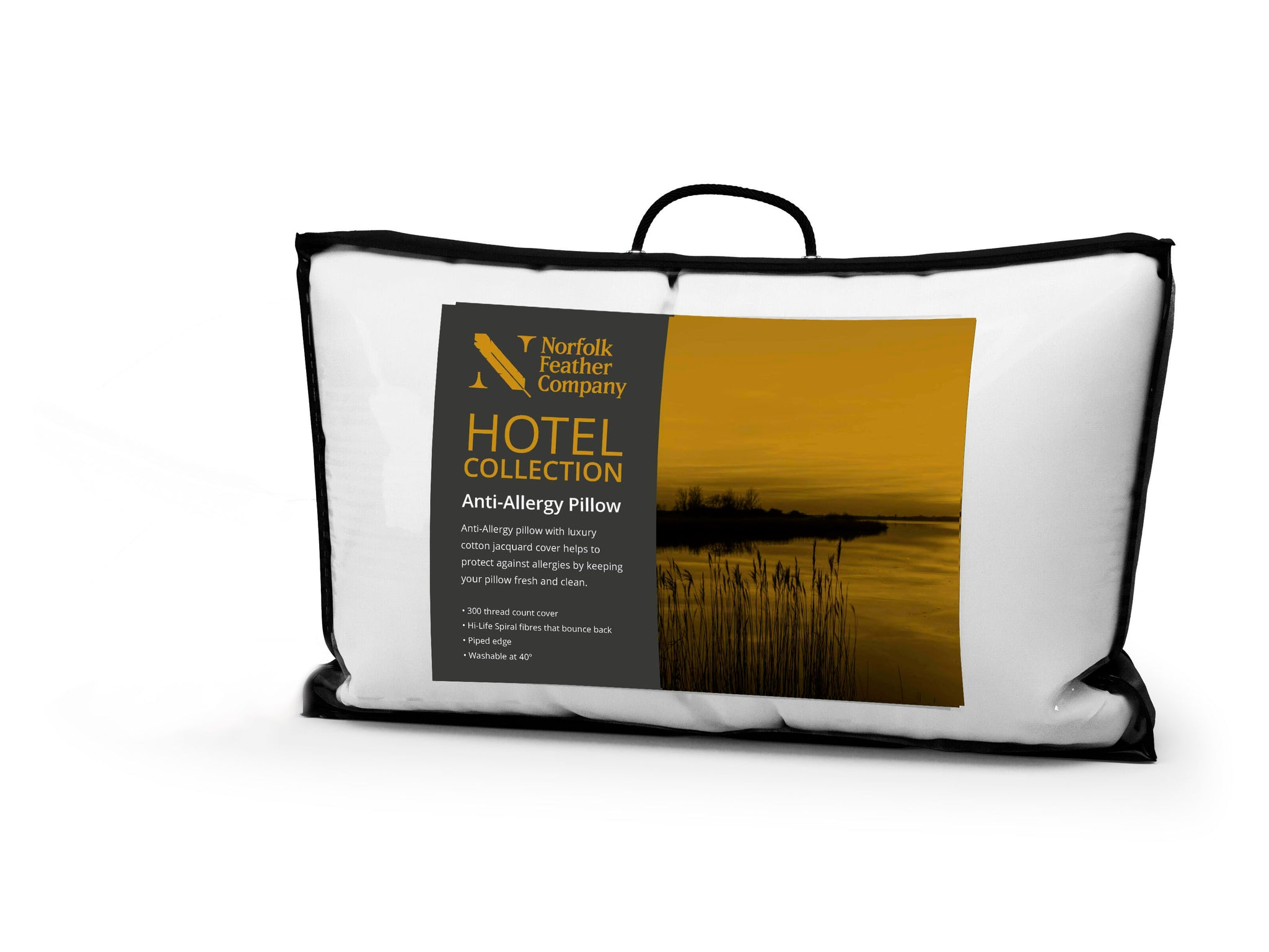 Norfolk Hotel Collection | Feels Like Down Anti-Allergy Pillow