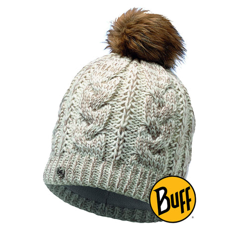 Knitted & Band Polar Hat Darla Cru