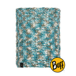 Knitted & Polar Neckwarmer Livy Aqua