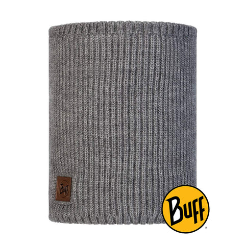 Knitted & Polar Neckwarmer Rutger Graphite